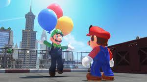 balloons for him luigi s balloon world update mario odyssey nintendo switch