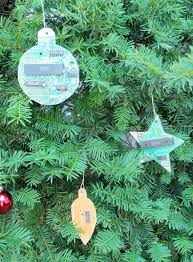 nes nintendo circuit board tree ornaments 3