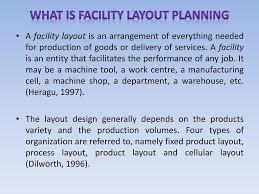 facility layout design jobs msme micro small and medium enterprises ppt download