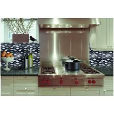 Cooktop Magic Achim 9 125 In X 9 125 In Magic Gel Mosaic Decorative Wall Tile