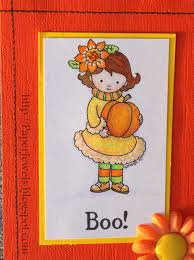 Halloween Boo Poem Paper Jewels And Other Crafty Gems