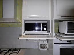 cuisine micro ondes pose cuisine en kit adaptation micro onde