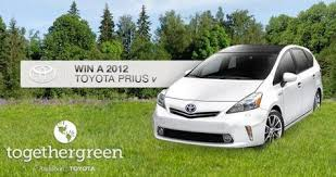 win a toyota prius don t whats worse the fact it s a prius or the