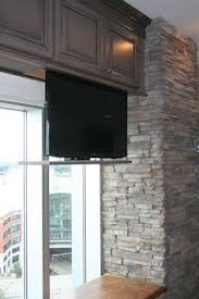 tv in kitchen ideas 9 smarter spots for the tv tvs kitchens and kitchen tv