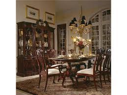 american drew cherry grove china cabinet american drew cherry grove 45th 9 piece double pedestal table dining