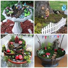 our fairy garden thecreativemummy yesterday was such a beautiful