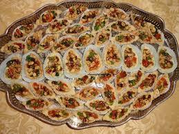 les blogs de cuisine gateaux marocains 2011 le de najia