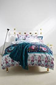 Turquoise And Purple Bedding Bedding Bohemian U0026 Unique Bedding Anthropologie