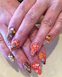 day 331 thanksgiving day nail nails magazine