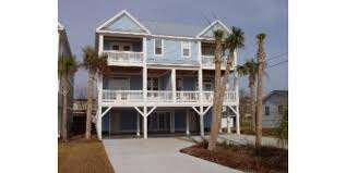 beach houses vacation rentals wilmington nc official tourism site