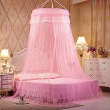 Pink Canopy Bed Princess Bed Canopy Pink Insect Mosquito Door Window Mesh Screen