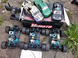 rc nitro monster trucks rc car plus 3 himoto 1 16 rc nitro monster truck extreme in