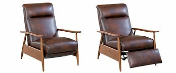 Reclining Armchair Leather New 10 Contemporary Reclining Chair Decorating Design Of Hinus
