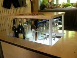 Mini Bar Table Table Basse Avec Mini Bar Motorisé