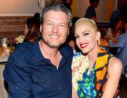 shelton dishes on helicopter dates with gwen stefani