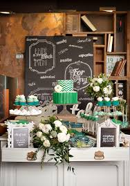 Wedding Dessert Table Gorgeous U0026 Green Wedding Dessert Table Hostess With The Mostess