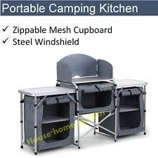 Portable Camping Kitchen Organizer - dosko sport campmate camp kitchen portable organizer chuckbox