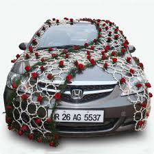 car decorations wedding car decoration search flowers