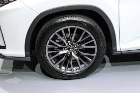 lexus rx rims forget business trips the 2016 lexus rx is for painting the town red