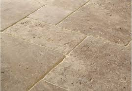 noce tumbled travertine tiles floors of