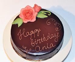 birthday cake chocolate image inspiration cake
