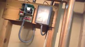 how to convert a line voltage thermostat to a low voltage one