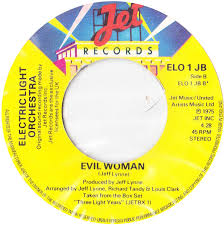 Evil Woman Electric Light Orchestra 45cat Electric Light Orchestra Can U0027t Get It Out Of My Head