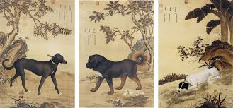 imperial china hounds of imperial china the bark