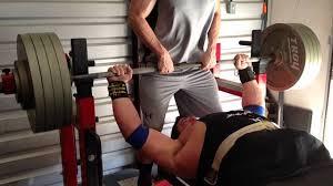 Top Bench Press 430 Pound Bench Press 1 Rep Top Set Youtube