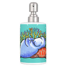 Sea Turtle Bathroom Accessories Sea Turtle Bath Accessory Sets Zazzle