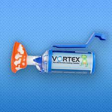 vortex chambre inhalation matériels grevheta 92