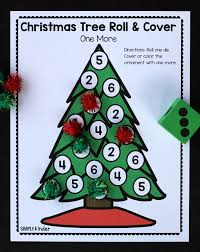 tree roll cover math simply kinder