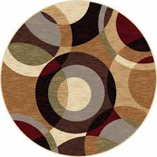 6 X 6 Round Area Rugs by 20 Ways To Round Contemporary Rugs
