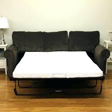 Sofa Sleeper Memory Foam Mainstays Sofa Sleeper With Memory Foam Mattress