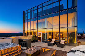 luxury homes in bellevue wa last sold for 3 8m bellevue towers penthouse lists for 14m