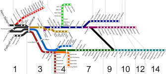 Nj Train Map Nahverkehr In New York U0026 Manhattan Infos Preise Pläne 2018