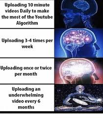 Make A Video Meme - uploading 10 minute videos daily to make the most of the youtube