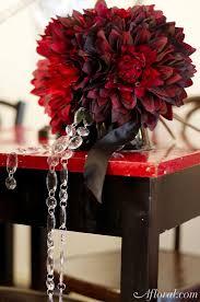Dark Red Flower - 43 best red wedding flowers images on pinterest red wedding