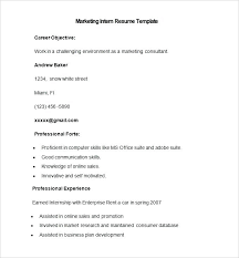 resume sles for college students seeking internships resume for college student seeking internship