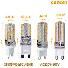 online get cheap g9 led bulbs aliexpress com alibaba group