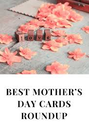 mothers day card best mother u0027s day cards roundup pretty by post