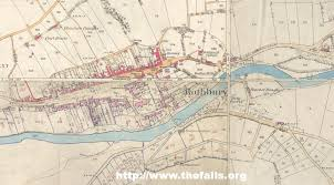 map of rothbury the fail geneology
