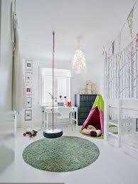schaukel kinderzimmer kinderzimmer schaukel minimalistische gestaltung kinderzimmer