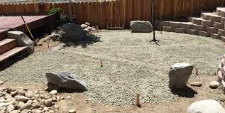 How To Lay Flagstone Patio How To Install A Flagstone Patio