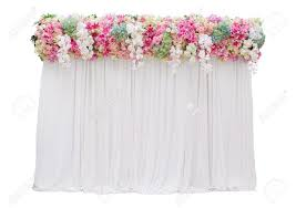 wedding backdrop background wedding backdrop isolate on white background stock photo picture