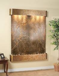 wall hanging water fountains wall water fountains for home