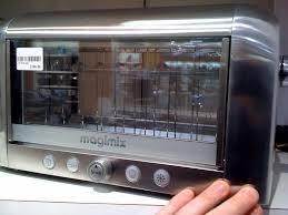 Selfridges Toaster Techmoan Techmoan Magimix Vision Glass Sided Toaster Hands On