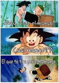 Goku Memes - dopl3r com memes goku viste el manco el que te tira por el