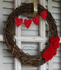 valentines day wreaths diy wreaths for s day