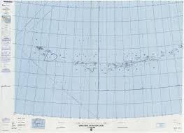 Map Of Aleutian Islands Operational Navigation Charts Perry Castañeda Map Collection